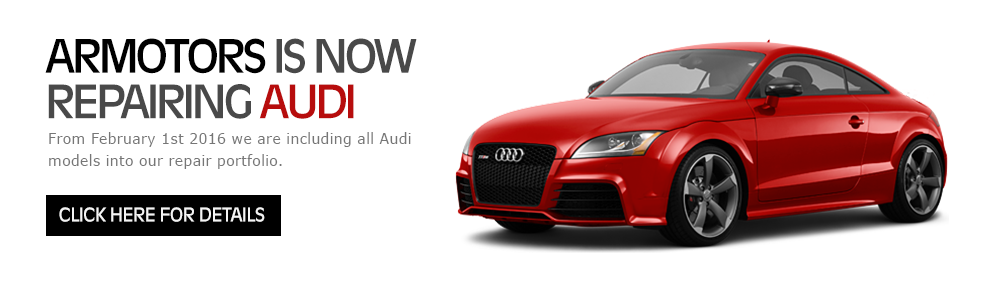 ARMotors - Audi Repair Services