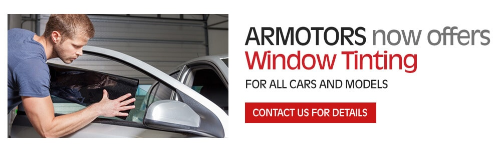ARMotors - Window Tinting Services