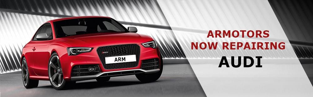 ARMotors - Audi Repair Services