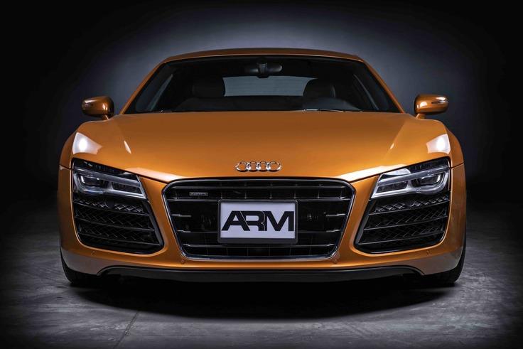ARM Audi promotion