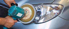 Headlight Polishing Services