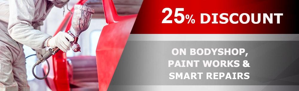 ARMotors - bodyshop paint works & smart repairs