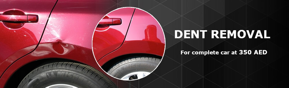 ARMotors - dent removal service