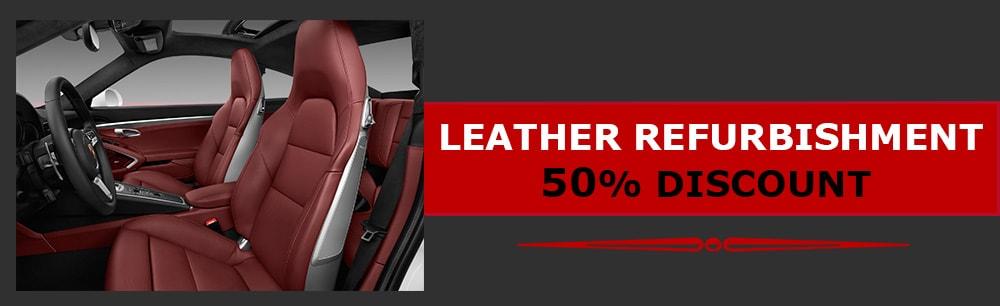 ARMotors - leather refurbishment