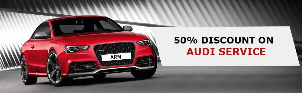 ARMotors - Audi major and minor Services