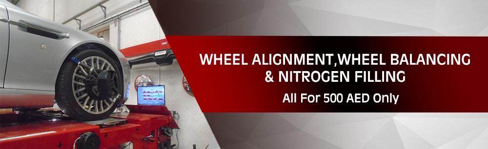 ARMotors - Wheel alignment,wheel balancing & nitrogen filling