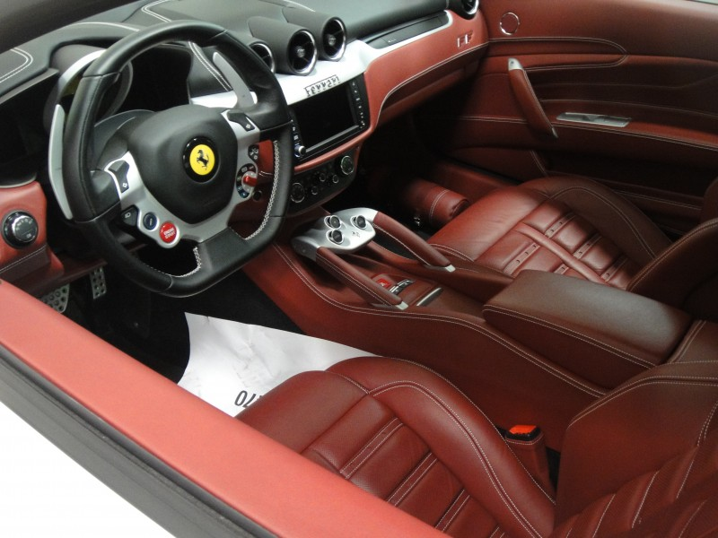 Armotors Ferrari Ff Interior And Exterior Cleaning Services