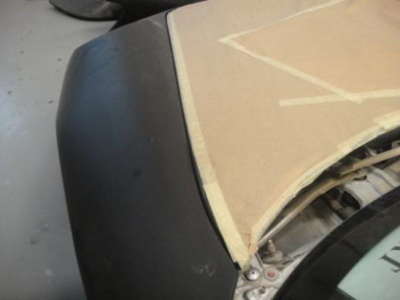 ARMotors Porsche Cayman S Body Kit Installation Services