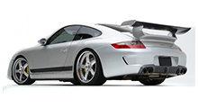 997.2 S Level 2 : 400HP after the modification