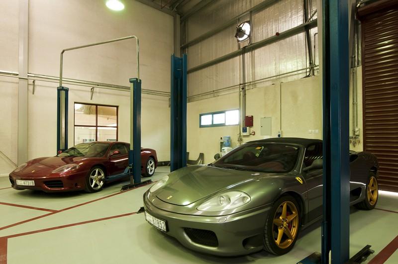 ARMotors Ferrari Service