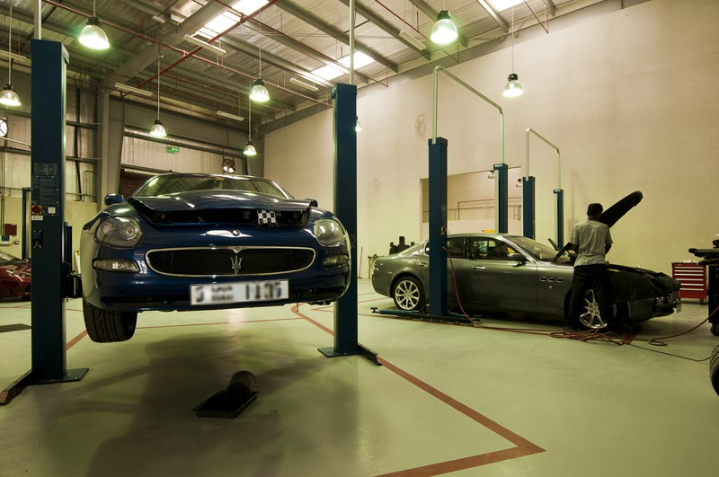 ARMotors Maserati Dubai