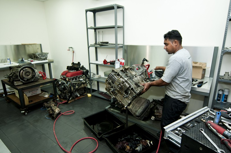 ARMotors Maserati Service