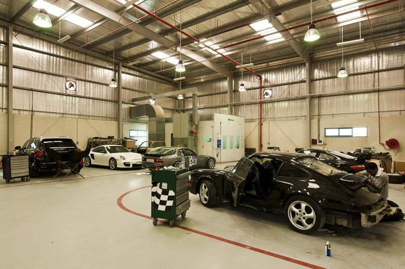 ARMotors Porsche Dubai