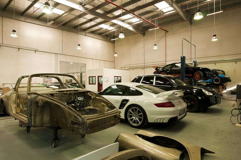 ARMotors Porsche Service