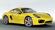 Cayman Level 1 : 258 HP after modification