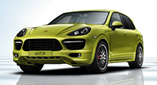 Cayenne GTS Level 1: 425 HP after the modification