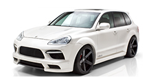 Cayenne S Level 1: 360 HP after modification