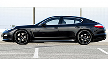 Panamera S Level 1: 425 HP after the modification