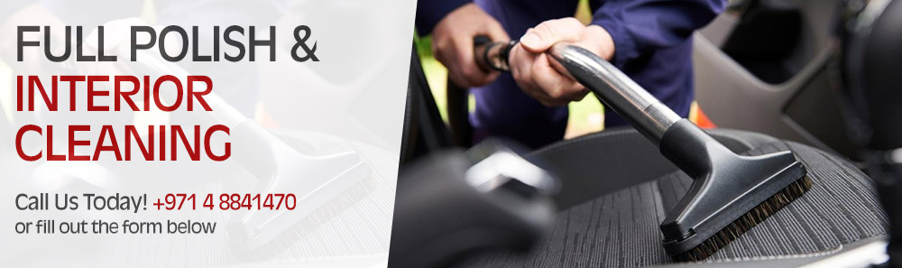 ARMotors Full Polish & Interior Cleaning Services