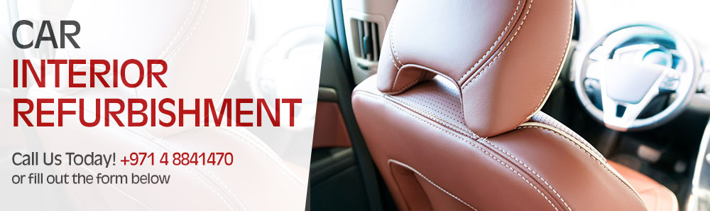 ARMotors Car Interior Refurbishment Services