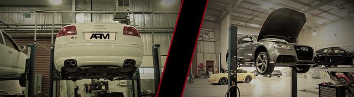 Audi A8 repair & services ARMotors