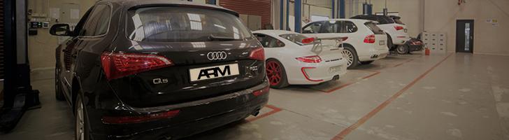 ARMotors Audi Q5 repair