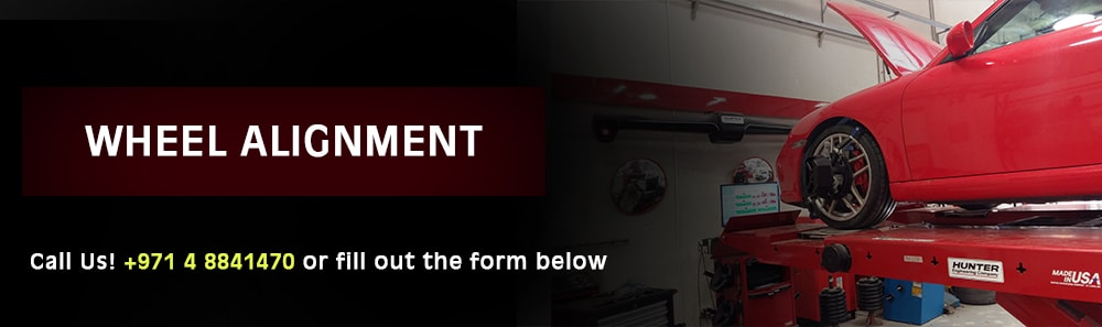 Wheel Alignment ARMotors