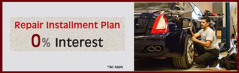 Repair Installment Plan