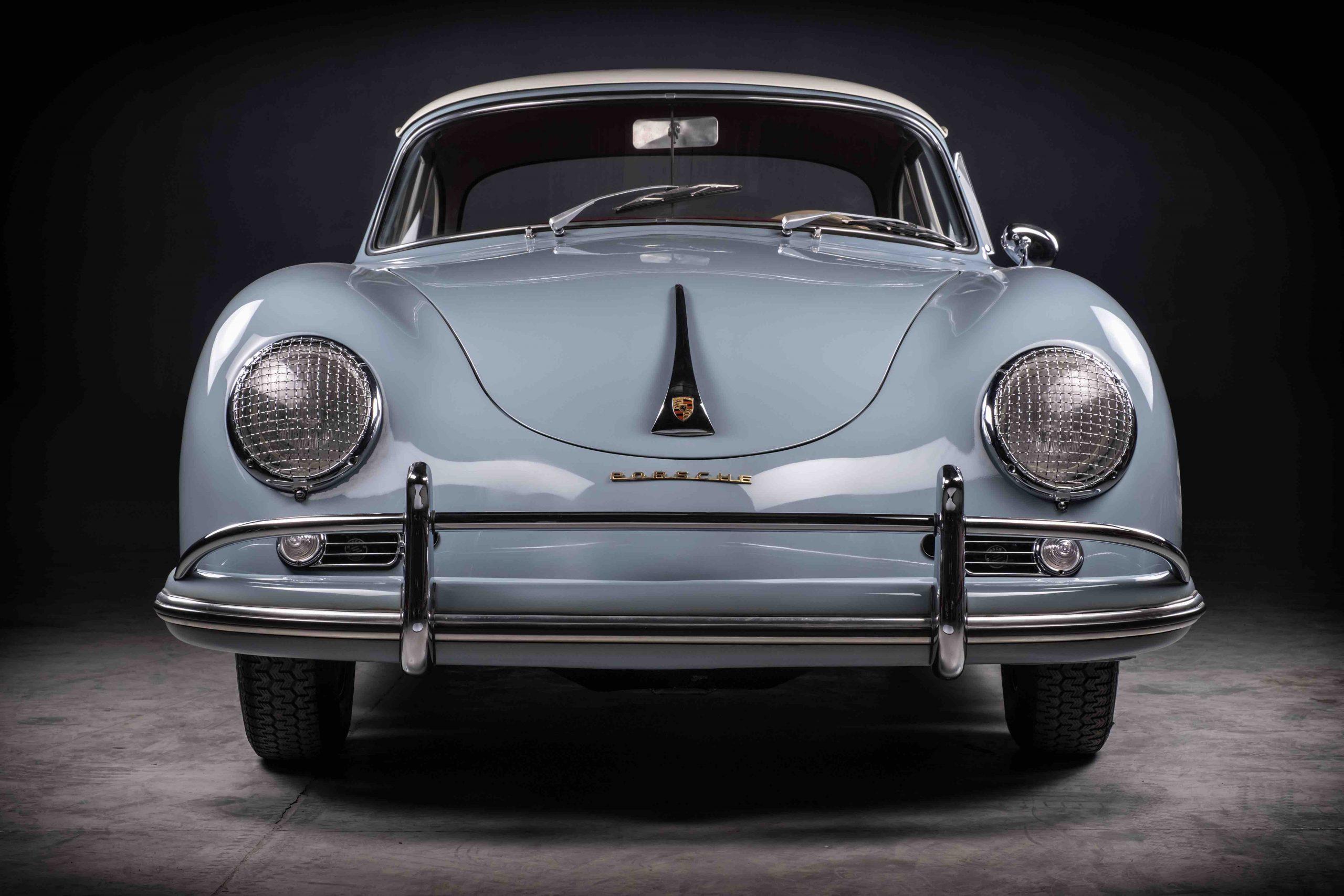 porsche car restoration