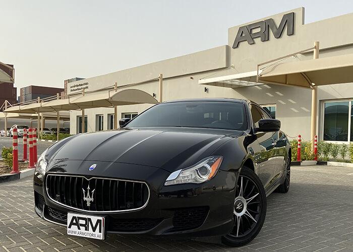Maserati QP 2015